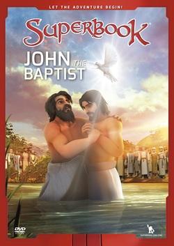 Superbook: John the Baptist (DVD)