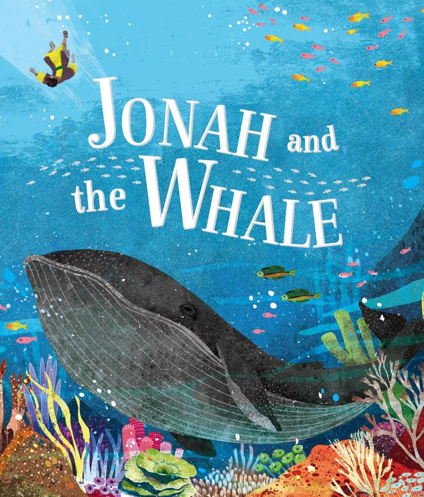 Jonah and the Whale - Parragon : Parragon (Book) | daywind.com