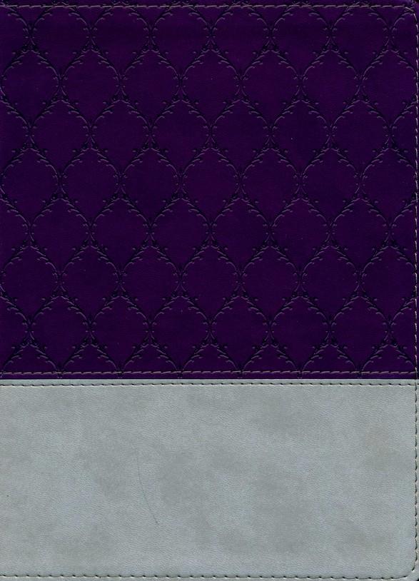 The Jeremiah Study Bible (Large Print Ed Leather 9781617957956