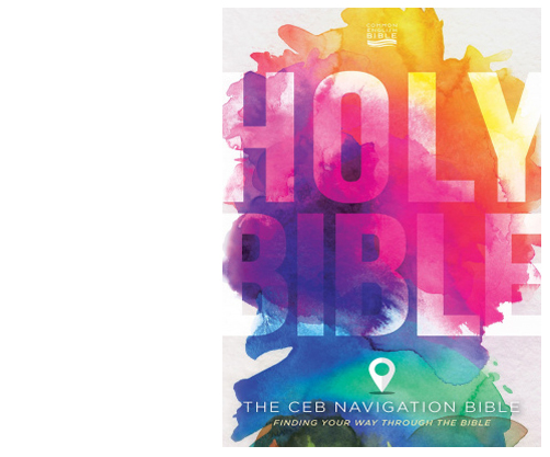 CEB Navigation Bible (Hardcover)