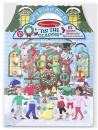 'Tis The Season: Puffy Sticker Play Set