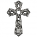 "Baroque 9"" Wall Cross"