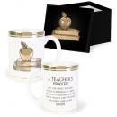 Teacher's Prayer Boxed Ceramic Mug