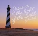 Coaster:  Jesus Is The Light