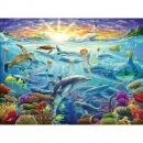 1,000 Piece Puzzle: Ocean Life