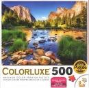 500 Piece Puzzle: Yosemite Park