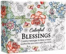 Colorful Blessings Card Set