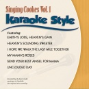 Karaoke Style: Singing Cookes Vol. 1