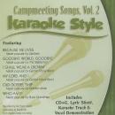 Karaoke Style: Campmeeting Songs, Vol. 2 image