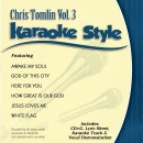 Karaoke Style: Chris Tomlin  Vol. 3