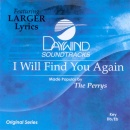 I Will Find You Again image
