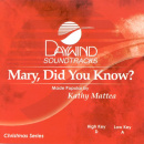 Mary Did You Know  image