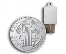 St. Benedict Medal 8GB Flash Drive