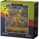 Nativity 500 Piece Puzzle