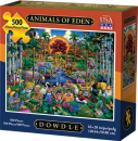 Animals of Eden 500 Piece Puzzle