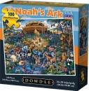 Noah's Ark 100 Piece Puzzle