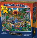 Animals of Eden 100 Piece Puzzle