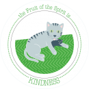 Fruit-Full Kids Plate: Kindness