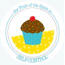 Fruit-Full Kids Plate: Self-Control