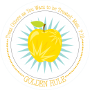 Fruit-Full Kids Plate: Golden Rule