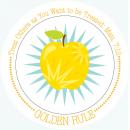Fruit-Full Kids Plate: Golden Rule