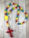 Classic Rainbow Soft Rosary