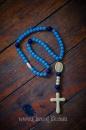 Sky & Indigo Soft Rosary