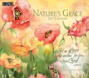 Nature's Grace 2017 Wall Calendar