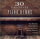 30 Favorite Piano Hymns (2 CDs)