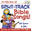 My Big Box of Split-Track Bible Songs