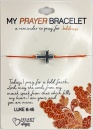 Prayer Bracelet: Cross