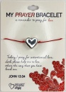 Prayer Bracelet: Heart