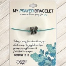 Prayer Bracelet: Butterfly