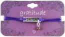 I Choose: Gratitude Bracelet