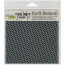 6x6 Stencil: Netting