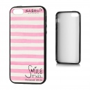 "iPhone 5/5s Cell Phone Cover – SMILE Y'ALL by Sadie Robertson ""Live Original"""