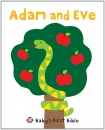Baby's First Bible: Adam and Eve Board Book