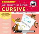 Get Ready for School: Cursive (Spiral Bound)