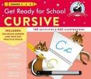 Get Ready for School: Cursive (Spiral Bound)