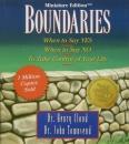 Boundaries (Mini-Book)