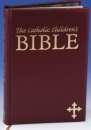 The Catholic Children's Bible (Red)