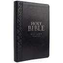 Holy Bible: KJV Standard Size Thumb Index Edition (Black)