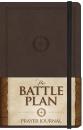 Battle Plan Prayer Journal (Larger Size)