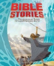 Bible Stories for Courageous Boys (Padded Cover)
