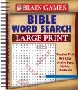 Bible Word Search (Large Print)