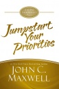 Jumpstart Your Priorities: A 90 Day Improvement Plan (Large Print)