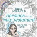 Heroines New Testament Coloring Book