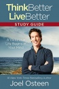 Think Better, Live Better Study Guide (Paperback)