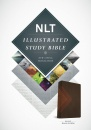 NLT Illustrated Study Bible (Brown/Tan)