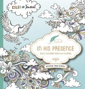 In His Presence: Adult Coloring Book with Journal